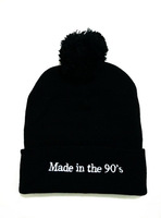 Made in the 90's Beanies hats men and women fashion hip pop winter knitted caps Free shipping