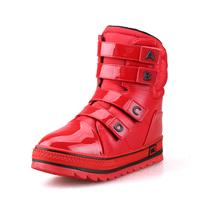 2014 children boots snow winter boy low tube short boots girl knight Flat boots children shoes 28-39 girls boots cheap