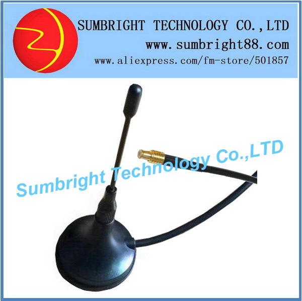 SB-CA007-MCX 100pcs*drop shipping small auto active external marine mini portable flexible waterproof GSM car antenna MCX(Hong Kong)