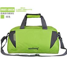 Бесплатная доставка 2014 новое поступление спортивная сумка для женщин фитнес бренд тренажерный зал сумка прочный высокое качество спорт спортивных Duffles водонепроницаемый тренажерный зал сумка