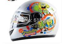 freee shipping High-grade children full face kids helmet children warm winter helmet h5