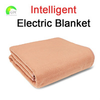 Free Shipping 160*140cm Bed Heating Microcomputer Automatica Intelligent Regulator Overheating Protection Electric Warm Blanket