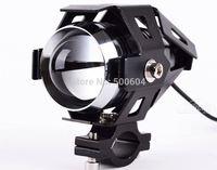 30W High power CREE Led Spot beam Motorbike headlight Motorcycle fog light daytime running driving DRL IP68 Waterproof Lighting