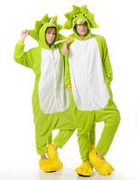 Free Shipping Animal Romper Mens Ladies Fleece Suits Onsie Fancy Dress Costume Onesie Pajamas * Hexagon Monsters