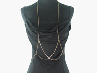 new arrival  fashion women body jewelry bell chains&necklace round shape women jewellry body jewelry pircing women