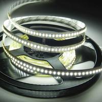 free shipping 5M 3014 SMD LED Strip light 5M 1020leds 204leds/m Super Bright 12V White NP