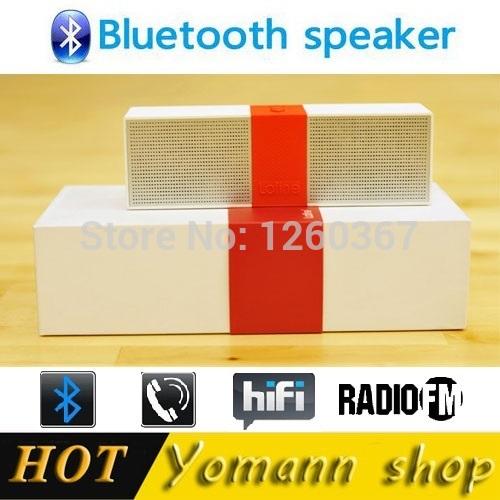 Аудио колонка Bluetooth fm/sd Lafine F1 bluetooth speaker кабели межблочные аудио cordial cim 1 fm