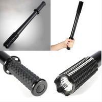 CREE Q5 LED Tactical Baseball Bat Long Flashlight Torch Lamp Security 3 Modes