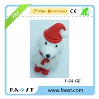 2014 usb flash stick christmas decoration gift Merry Christmas