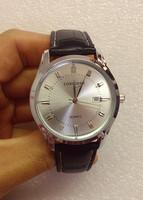 2014 full steel watches men luxury brand women dress watches quartz vintage lady watch leather strap sports wristwatch