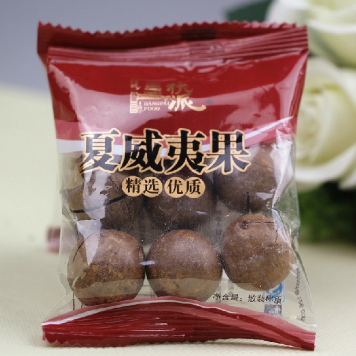 (Buy 10 Get 1 for Free) Gift Impossible Delicious Chinese Snack Macadamia Nuts Sex Products Creamy Dried Fruit Food 32 g/bag(China (Mainland))