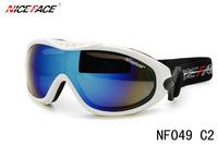 Children`s Outdoor Ski Snowboard Goggles Professional Kids Ski Goggles Outdoor Windproof Sports Goggles Hiking Snow Glasses