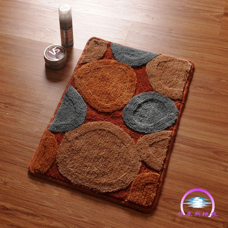 Hang Elias large thick mats Special mats doormat bath mat 60 * 90cm mat B2009(China (Mainland))