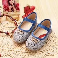 Children's Shoes Non-Slip Sole Cute Girl Shoes polka dot Shoes Kids Princess Shoes Girls k03103