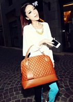 New Hot Women  Leather Big One Shoulder Purses And Handbags ladies Tote Bag