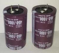 Free shipping Quality electrolytic capacitors 450V1000UF ] [ 1000UF hard feet