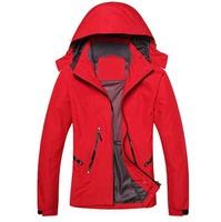 2014 brand soft shell jacket women windproof waterproof ski jacket winter jacket hiking camping hiking outdoor sports jackets