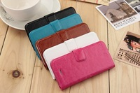 Luxury Fashion Mobile Phone Leather Protector Case iphone 6 6g Bag Cover 4.7inch With Wallet & Stand Function