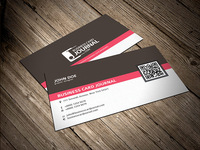 Free shipping  Elegant paper custom business cards printing with and edges colored 200pcs/lot 300gsm