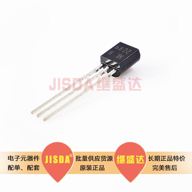 6822 TO-92 транзистор