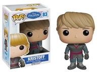in stock-New! Genuine funko pop frozen KRISTOFF vinyl figure 3.75 inch vinyl figures child toys kid gift free shipping