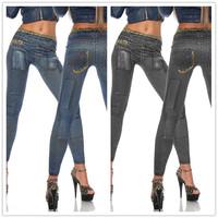 T2378 New arrival jeans womens fashion women pants american apparel jeans adventure time leggings