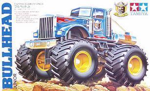Tamiya 4x4 amphiaster tamiya tau big wheel car monster truck 17008(China (Mainland))