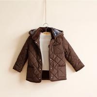 Children's clothing  Boy Outerwear & Coats cotton thick clothes
