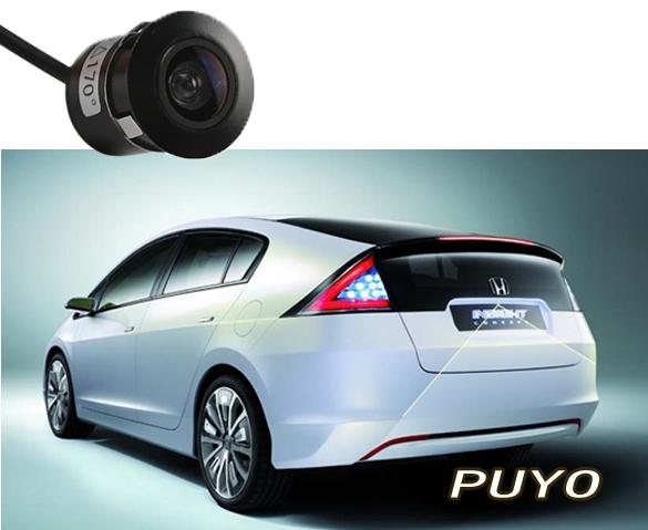 Mini Night Vision 170 Degree Car Rear View Camera Rearview Reversing Backup Camera Support NTSC and PAL system 2377(China (Mainland))