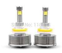 G6 2014 New Arrival Auto Car LED Headlight H8 H9 H11 6000k 30W 12V 24V IP68 Super Bright Aviation Aluminum + 1 Year Warranty