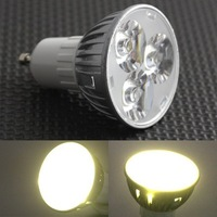 Lowest Price LED SpotLight Bulb GU10 High Bright 3W lamp Lighting Epistar AC85-265V Cool White/Warm White Free Shipping