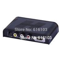 Mini AV to HDMI 720P 1080P Converter CVBS and Audio(L/R) to HDMI With Scaler LKV363MINI