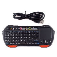 Mini Portable Wireless 10m Remote Bluetooth Keyboard with Multi-Touch Pad Mouse #56952