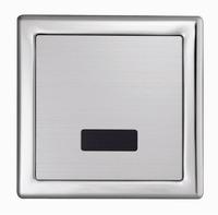 Bathroom urine infrared sensor urinal automatic stool flush valve copper valve hotel  auto accessories DC/AC concealed flusher