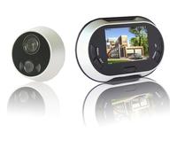 """3.5 inch LCD Digital Door Viewer Peephole Doorbell 170 degrees Home Security door bell Camera Photo shooting 3.5"""" door viewer"""