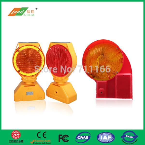 road safety warning Solar traffic barricade Light(China (Mainland))