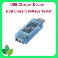Mini USB Mobile Power Tester meter Current Voltage Charging Detector voltmeter ammter 3.5-7V for univeral phone ,pc