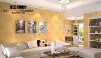 PVC fashion high-end luxury foam wall sticker ,baby home decor dining-room wall paper 10 m * 53 cm luxury home wallpaper