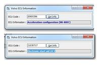 Volvo / Renault / Mack Ecu information V 1.0
