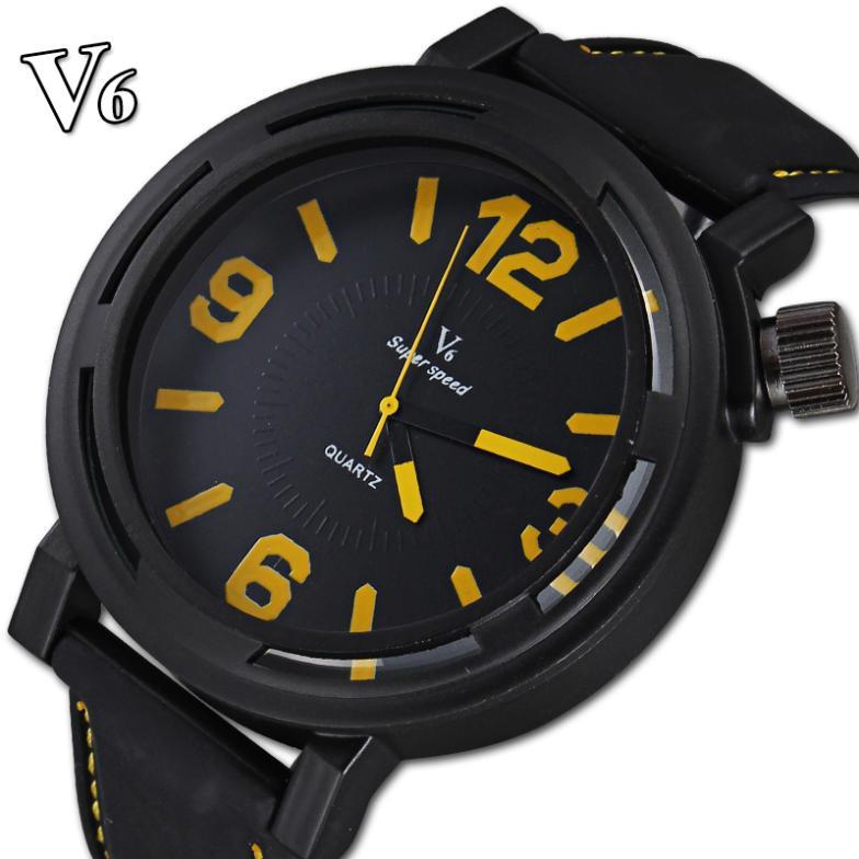V6 3colors relogio dieseler 04001402/04001404/04001405/04001408