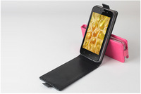 2014  Good quality  Free shipping  New Arrival   Brand  Luxury real  Leather Cover Case Skin Back Cover  for GN708w case