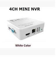 4ch Super Mini NVR Network HD Video Recorder 720P Support ONVIF 1080P HDMI Output