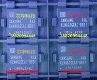 KLMAG2GEAC-B031 SAMSUNG KLMAG2GEAC 031 16G eMMC FLASH  BGA153 New orignal 100%