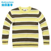 2014 spring autumn 100% cotton boy sweater basic shirt child sweater children's clothing pullover