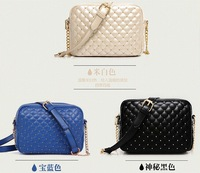 designer handbags high quality women rivet messenger bags famous   brands bolsos mujer casual bag