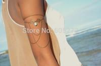 sexy arm bracelet alloy Fringes bride jewelry
