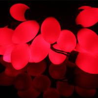 LED lantern string lights Christmas tree lights wedding decorations holiday lights super bright waterproof 20LEDs/5M
