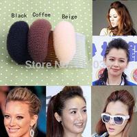 Free shipping 1PC  Women Fashion Color Hair Styling Clip Stick Bun Maker Braid Tool Hair Accessories  H6553 P