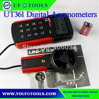 Uni-t UT361  LCD Screen  Digital Anemoscope, Digital Anemometer, Digital Wind meter
