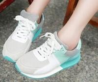 Free shipping 2014 shine fashion women running shoes outdoor sports shoes sneaker size 36-40